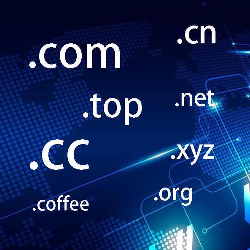 顶级域名分类